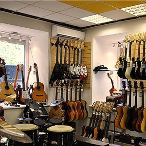 Музыкальные магазины Киржача