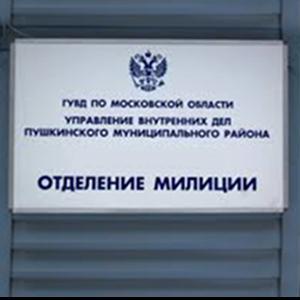 Отделения полиции Киржача