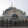 Железнодорожные вокзалы в Киржаче