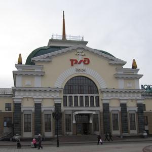 Железнодорожные вокзалы Киржача